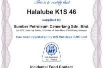 Halalube K1S 46