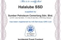 Halalube SSD